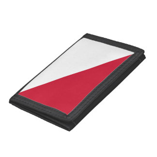 Flag of Utrecht (city) Tri-fold Wallets