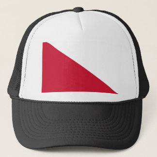 Flag of Utrecht (city) Trucker Hat