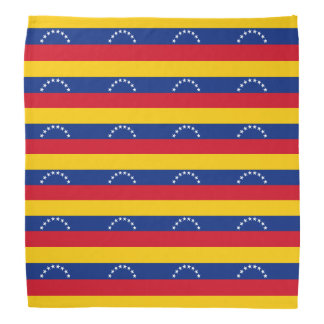 Flag of Venezuela Bandana