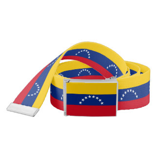 Flag of Venezuela Belt