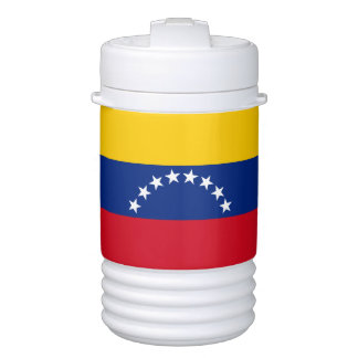 Flag of Venezuela Drinks Cooler