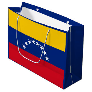 Flag of Venezuela Large Gift Bag
