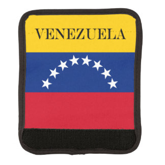 Flag of Venezuela Luggage Handle Wrap