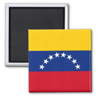 Flag of Venezuela Magnet