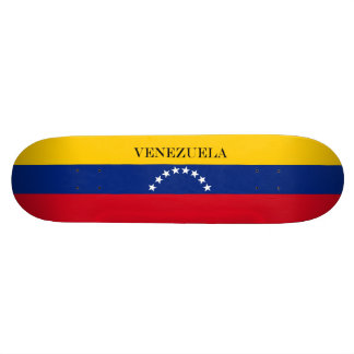 Flag of Venezuela Skateboard Decks