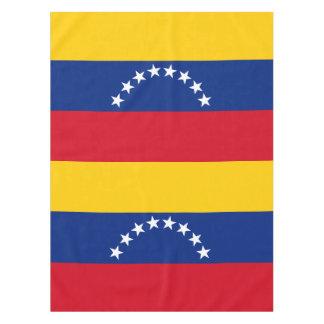 Flag of Venezuela Tablecloth