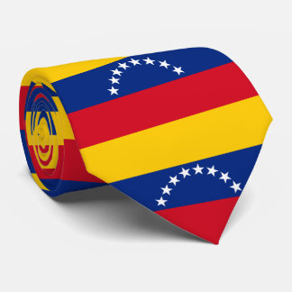Flag of Venezuela Tie