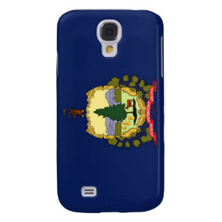 Flag of Vermont Samsung Galaxy S4 Cover