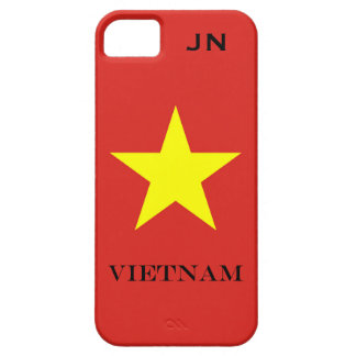 Flag of Vietnam iPhone 5 Covers