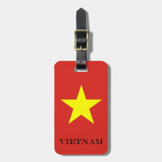 Flag of Vietnam Luggage Tag