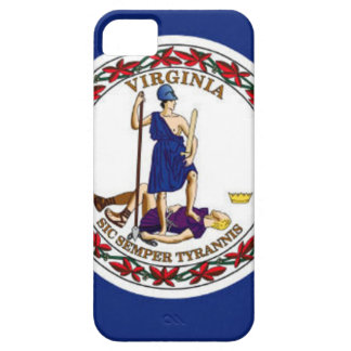 Flag Of Virginia Case For The iPhone 5