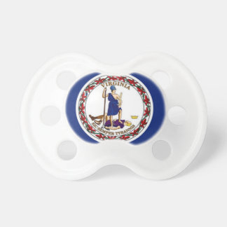 Flag Of Virginia Pacifier