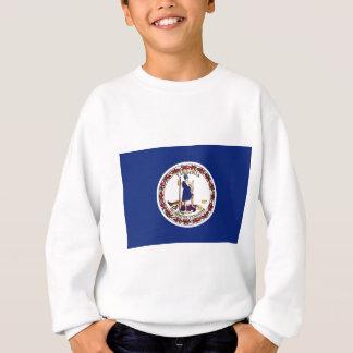 Flag Of Virginia Sweatshirt