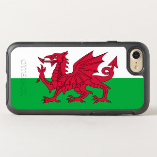 Flag of Wales OtterBox iPhone Case