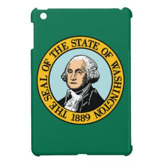 Flag Of Washington Case For The iPad Mini
