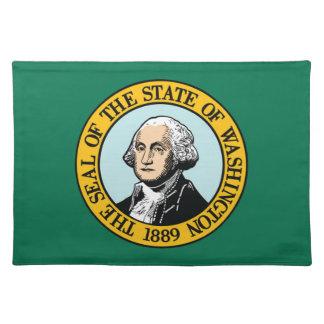 Flag Of Washington Placemat