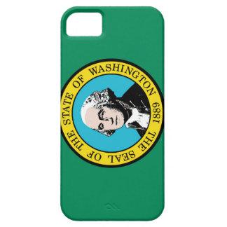 Flag of Washington State iPhone 5 Cases