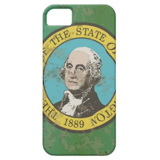 Flag of Washington State iPhone 5 Cover