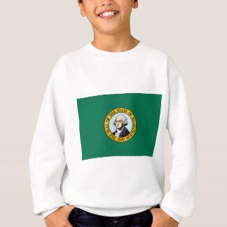 Flag Of Washington Sweatshirt