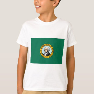Flag Of Washington T-Shirt