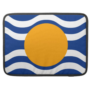 Flag of West Indies Federation Sleeve For MacBooks