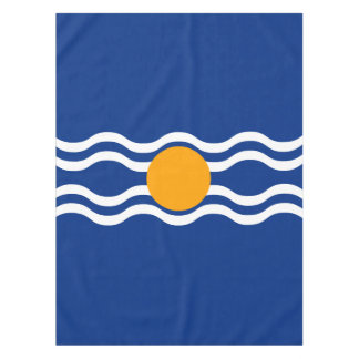 Flag of West Indies Federation Tablecloth
