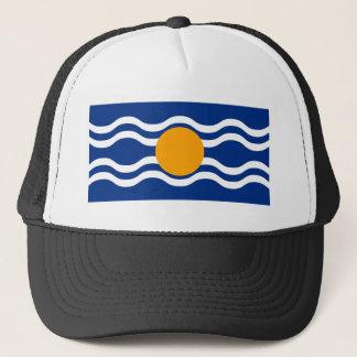 Flag of West Indies Federation Trucker Hat
