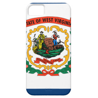 Flag Of West Virginia Case For The iPhone 5