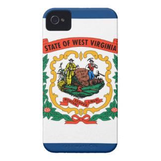Flag Of West Virginia iPhone 4 Cases