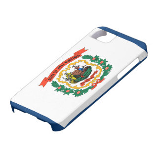 Flag of West Virginia iPhone 5 Cover