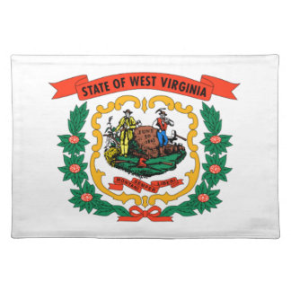 Flag Of West Virginia Placemat