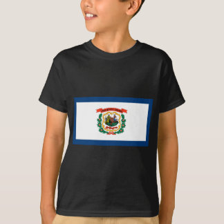 Flag Of West Virginia T-Shirt