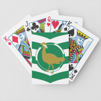Flag of Wiltshire Bicycle Playing Cards