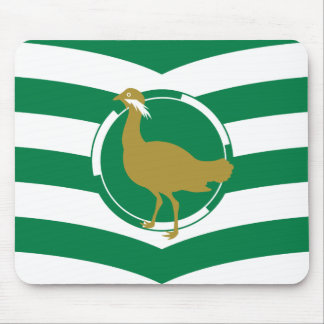Flag of Wiltshire Mouse Pad