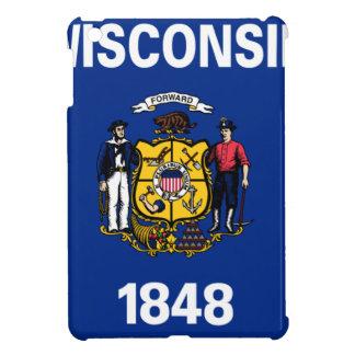 Flag Of Wisconsin iPad Mini Cases
