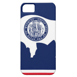 Flag Of Wyoming Case For The iPhone 5