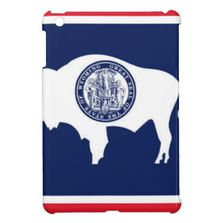 Flag Of Wyoming iPad Mini Case