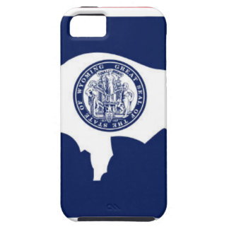 Flag Of Wyoming iPhone 5 Case