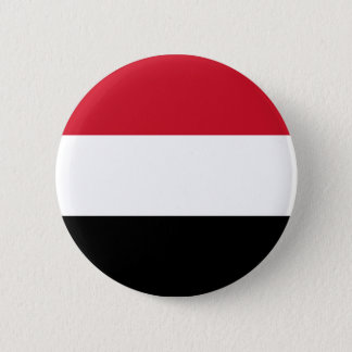 Flag of Yemen on Pin / Button Badge
