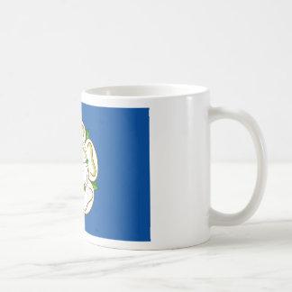 Flag of Yorkshire Coffee Mug
