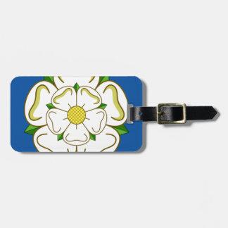 Flag of Yorkshire Luggage Tag