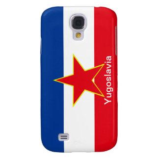 Flag of Yugoslavia Galaxy S4 Covers