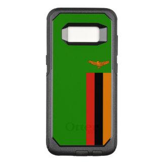 Flag of Zambia Samsung OtterBox Case