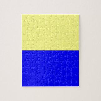 Flag of Zandvoort Jigsaw Puzzle