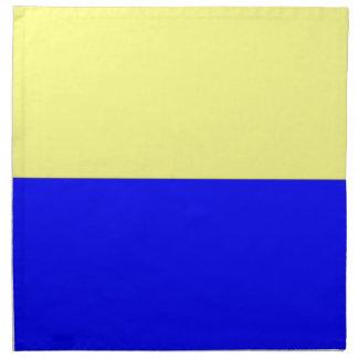 Flag of Zandvoort Napkin