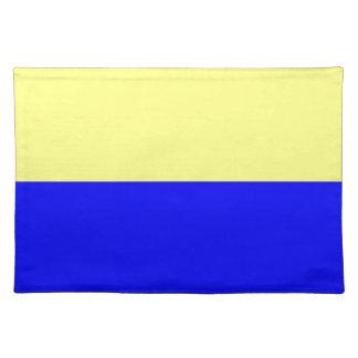 Flag of Zandvoort Placemat