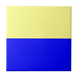 Flag of Zandvoort Tile
