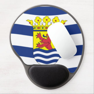 Flag of Zeeland Gel Mouse Pad