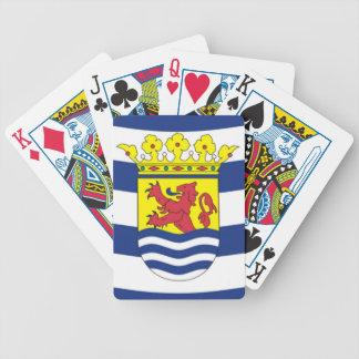 Flag of Zeeland Poker Deck
