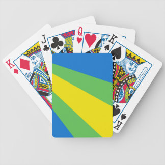 Flag of Zeewolde Bicycle Playing Cards